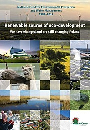 Cover of Renewable source of eco-development